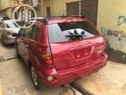 Pontiac Vibe 2003 Automatic Red | Cars for sale in Lagos State, Egbe Idimu