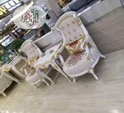 Executive Royal Coffee Table and Chairs   Furniture for sale in Lagos State, Ojo