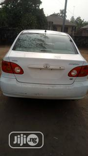 Toyota Corolla 2003 Sedan Automatic White | Cars for sale in Oyo State, Ibadan