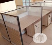 Trendy 4-Seater Office Workstation Table | Furniture for sale in Lagos State, Ikeja