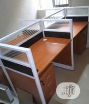 Imported 4-Seater Office Workstation Table | Furniture for sale in Lagos State, Oshodi-Isolo