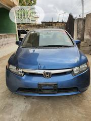 Honda Civic 2007 1.8i-VTEC EXi Automatic Blue | Cars for sale in Lagos State, Apapa