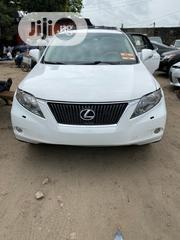 Lexus RX 2011 350 White   Cars for sale in Lagos State, Ikeja