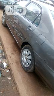 Toyota Corolla 1.4 D Automatic 2004 Beige | Cars for sale in Anambra State, Nnewi