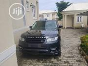 Land Rover Range Rover Sport 2015 Black | Cars for sale in Abuja (FCT) State, Maitama