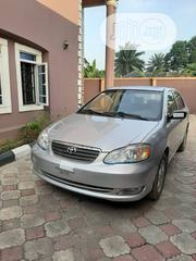 Toyota Corolla 2005 Sedan Silver | Cars for sale in Rivers State, Port-Harcourt