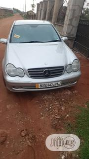 Mercedes-Benz C320 2002 Silver | Cars for sale in Edo State, Benin City