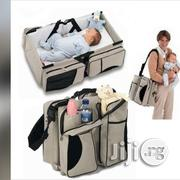 Mum's Bag All In 1 Foldable Bed | Maternity & Pregnancy for sale in Lagos State, Ikoyi