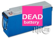 Used Agm Atm Battery In Lagos Island | Child Care & Education Services for sale in Lagos State