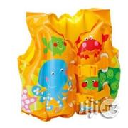 Intex Children Swimming Life Jacket   Children's Gear & Safety for sale in Lagos State, Surulere