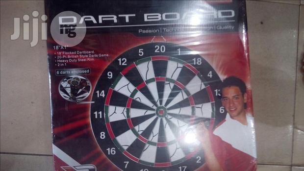 Bristol Dart With The Arrows