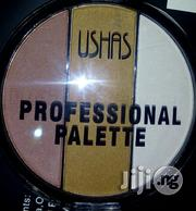 Ushas Contour/Highlight And Bronzer Kit | Makeup for sale in Lagos State, Lagos Mainland