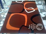 Brown And Orange Design Center Rugs 5 By 7   Home Accessories for sale in Lagos State