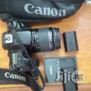 Canon 70D Uk Used Camera With 2 Battery And Bag | Audio & Music Equipment for sale in Lagos State, Ikeja