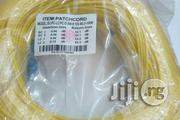 Fiber Patch Cord Sc-Lc 100m Sm | Accessories & Supplies for Electronics for sale in Lagos State, Ikeja