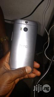 HTC One (M8) 32 GB Silver | Mobile Phones for sale in Lagos State, Amuwo-Odofin