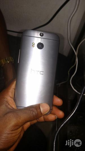 HTC One (M8) 32 GB Silver