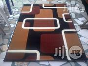 Brown Black With Gold Center Rugs Wholesales Price 4 By 6 Only   Home Accessories for sale in Lagos State