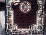 Black And Brown Flower Design Center Rugs 5 By 7   Home Accessories for sale in Lagos State
