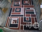 Simple Brown And Black Design Center Rugs 4 By 6   Home Accessories for sale in Lagos State