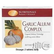 Garlic Alliums Complex | Vitamins & Supplements for sale in Lagos State, Surulere