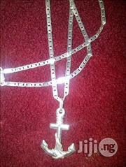 Orginal ITALY 925 Pure Silver With Anchor Pendant | Jewelry for sale in Lagos State
