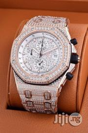 Audemars Piguet Diamond Chronograph Watch | Watches for sale in Lagos State, Oshodi-Isolo