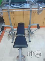 Home Use Weight Lifting Bench | Sports Equipment for sale in Oyo State, Iwajowa