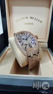 Franck Muller Geneve Diamond Wristwatch | Watches for sale in Lagos State, Oshodi-Isolo