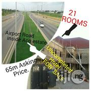 Uncompleted Hotel 21 Rooms For Sale | Commercial Property For Sale for sale in Abuja (FCT) State, Asokoro