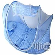 Mobile Baby Bed Court And Matress With Mosquito Net   Children's Gear & Safety for sale in Lagos State, Ifako-Ijaiye