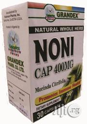 Grandex Noni Natural Immune System Booster - Morinda Citrifolia 400mg | Vitamins & Supplements for sale in Lagos State