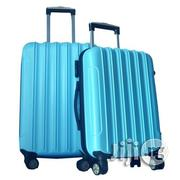 4 Wheel ABS Luggage Travel Luggage (Blue) | Bags for sale in Lagos State