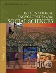 International Encyclopedia Of Social Science 9 Volumes Set | Books & Games for sale in Lagos State, Surulere
