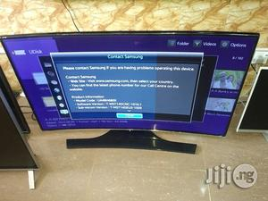 Samsung 3d Smart Curve TV 50 Inches