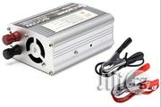 500W Power Inverter Battery Clips 12VDC To 220V AC | Electrical Equipments for sale in Lagos State, Kosofe
