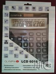 Original Olympia Calculator 16 Digits | Stationery for sale in Lagos State, Lagos Mainland