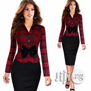 Front Bow Red Suits | Clothing for sale in Lagos State