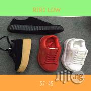 Rihanna Low Rise Sneakers   Shoes for sale in Lagos State