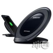 Samsung Fast Charge Wireless Charging Stand - S7, S7 Edge, Note 5 & S6   Accessories for Mobile Phones & Tablets for sale in Lagos State