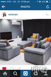Executive Sofa 4 Sitters | Furniture for sale in Lagos State, Lekki Phase 1