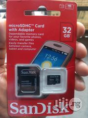 Sandisk Memory Card 32gb   Accessories for Mobile Phones & Tablets for sale in Lagos State, Ikeja