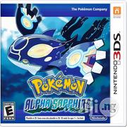 Brand New Nintendo 3ds Pokemon Alpha Sapphire (Ntsc) | Video Games for sale in Lagos State
