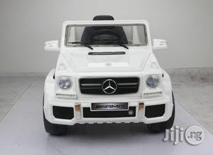 Mercedes G-Wagon Ride on for Kids