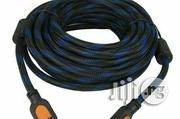 HDMI To HDMI Cable 10m | Accessories & Supplies for Electronics for sale in Lagos State, Ikeja