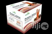 Uno Prime Juice Mangosteen & Goji Berries Drink | Vitamins & Supplements for sale in Lagos State, Ikeja