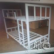 Double Bunk Bed (Metal)/School Furnitures | Furniture for sale in Lagos State, Lagos Mainland
