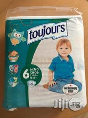 Toujours Extra Large Size 6 Diaper | Baby & Child Care for sale in Lagos State, Ikeja
