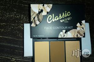 Classic Face Contour,Highlight And Bronzer