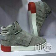 Adidas Tubular Invader Sneakers Ash | Shoes for sale in Lagos State, Ojo